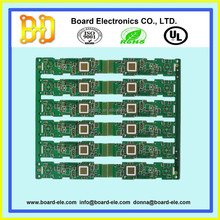 4-layer pcb . prototyping pcb . impedance control pcb for bluetooth with ENIG surface