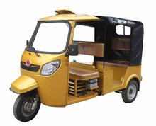Zongshen Engine 3 Wheel Motorcycle for Passenger with Cabin and Raincover