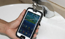 2015 top sell mobile phone waterproof protective case