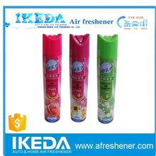The most popular rose scented air freshener spray