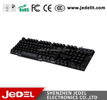 Latest Highest Demand Product!! USB Wired Multimedia Mechanical keyboard,Best Wired computer keyboard