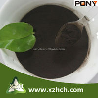 Drilling chemicals used as drilling thinner agent Ferrochrome Lignosulphonate in drilling fluids