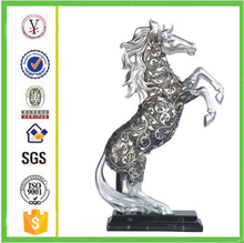factory custom-made handmade carved fashion resin decorative horses