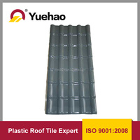 gray spanish roof tile,synthetic spanish tiling panels