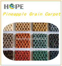 TOP level Pineapple Grain Carpets for Hotel, office, Home; Logo Mat, Artificial Grass Manufactory