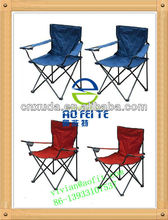 portable beach travel deluxe Collapsible Arm Chair with carry bag