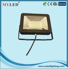 widely useing led flood 30w IP65 230v black sheel led flood light