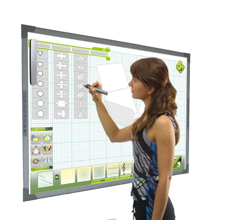 Portable Usb Interactive Whiteboard Smart Board Easy To