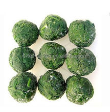 Hot sale IQF frozen vegetable spinach