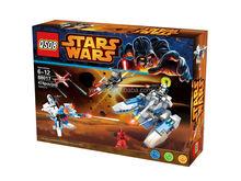 474PCS Hot sale star wars educational building blocks toys for kids HY88017
