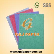 Embossed Handmade Paper