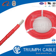 AWM Silicone Rubber Insulated High Temperature Electrical Wires And Cables