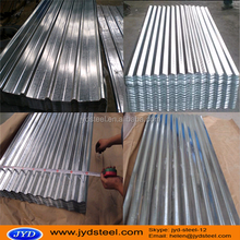Galvanized Corrugated Iron Sheet Exporting to Nepal