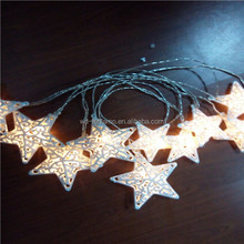 New products motif led lighting christmas decoration star led string light