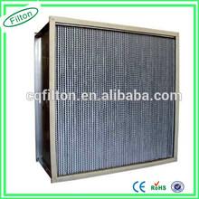 FED Paper/Aluminium Clapboard Cartridge Hepa Filter Box