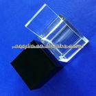 simples promoção de classe superior de acrílico quadrado caixas transparentes