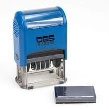 laser cut stamp