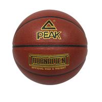 PEAK 7 Indoor Outdoor Basketball Training Ball PU High Elastic Wear Non-Slip Deel Good BG770M