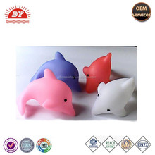 ICTI Factory Custom Cheap Cute Dolphin Vinyl Toy for Kids
