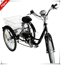 CE Cheap high quality adult battery operated tricycle from China