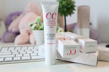 Radiant CC cream SPF 30 PO++ Banila Co Cosmetics of Korea
