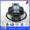 Howo Truck parts Rear Air suspension torsion rod rubber core AZ9725529213