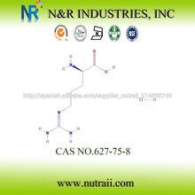 d-arginina hcl 627-75-8