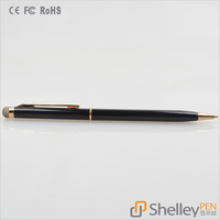 OEM Logo 2 in 1 Use Promotion Advertising Touch Stylus Pen for Tablets