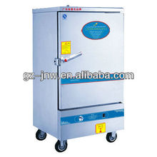 ZXY20-8 gas food steamer with 8 trays