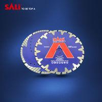 Diamond small circular saw blade for asphalt cutting China supplier SALI Brand
