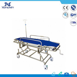 YX-2 Quality Ambulance Patient Stretcher Trolley