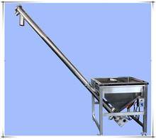 automatic hopper screw feeder machine for powder pellet