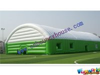 Giant Inflatable Warehouse,Inflatable construction,Inflatable Building Tent(Tent-432)