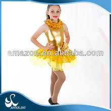 Professional manufacture Spandex Wholesale birthday tutu dress for kids