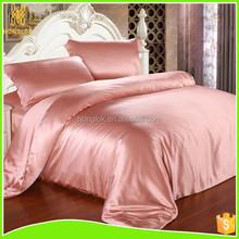 16 momme patchwork bedding set bulk wholesale cheap silk bed sheet