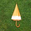2015 New Product 16Ribs Wooden Rain Umbrella