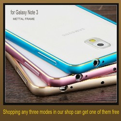 moble phone accessories aluminium phone case for samsung galaxy note 3 alibaba china
