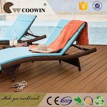 Garden decking hardwood vinyl parquet lock floor