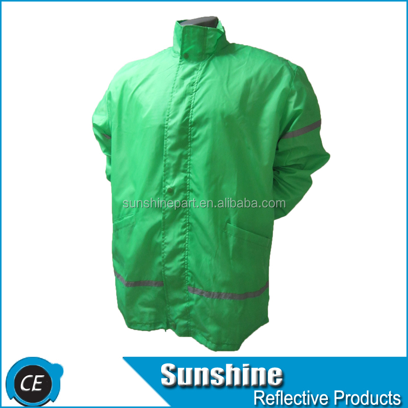 Wholesale reflective waterproof safety green jackets - Alibaba.com