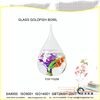 indoor glass goldfish bowl YGF1102M