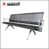 Leadcom 4-seater waiting area gang chair (LS-529Y)