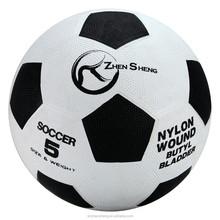 Zhensheng rubber soccer ball