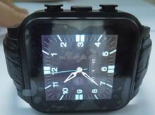 ladies internet watch phone for mtk6572 3g smart watch phone waterproof ip67