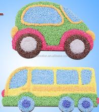 DIY kids art&craft toy super light nontoxic air dry play foam