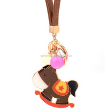 decoration gold keychain, princess party key chain ,custom key chain ,2015 HQKC290382