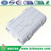 Waterproof Fiber optic distribution box & hdmi to 4 core multi mode fiber optic cable converter locator box