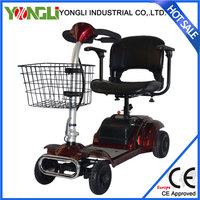YLDB11 Aluminum frame folded electric motor for scooter 270w elderly and disable