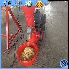 Cheap classical motor best price brand for sale low noise bamboo flat die wood pellet machine