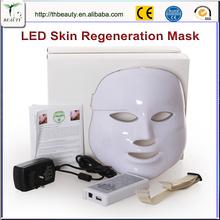 Venta al por mayor máscara para dormir terapia de luz led de cuidado de la piel máscara acné