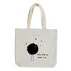 Natural shopping bag cotton handbag, custom logo cotton handbag shopping, standard 8oz cotton handbag